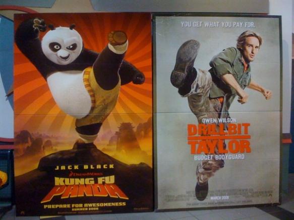 Kicking Pandas andOwens