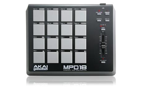 Akai MPD18